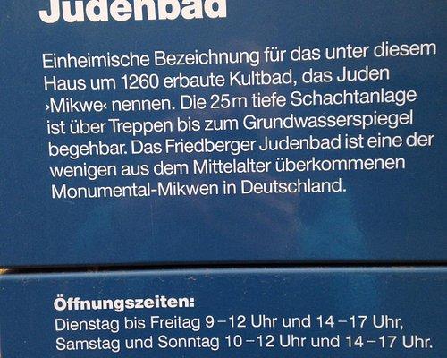 Judenbad Friedberg