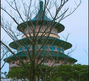 Temple of heaven di Kenjeran Park