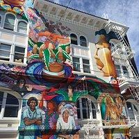 Murales en Mission, San Francisco