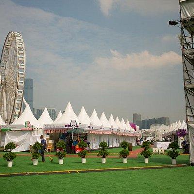 Wine & Dine Festival 2015