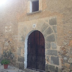 Birthplace of Saint Junipero Serra