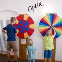 Optische Phänomene erfahren
