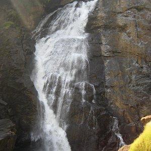 Bennehole falls