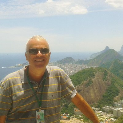 Guiding at the Christ the Redeemer