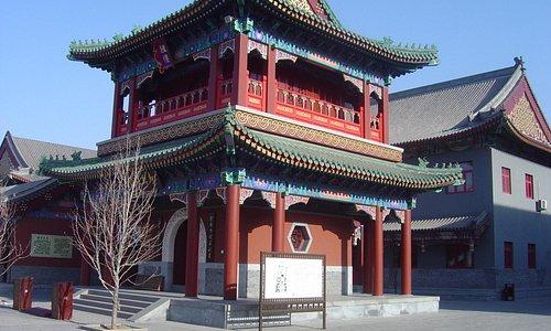 Dabei Monastery, Tianjin.