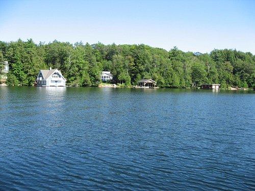 Beautiful Lake Joseph