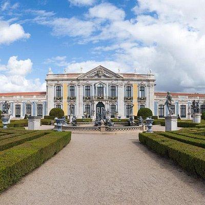 Palácio Nacional de Queluz ©PSML - Wilson Pereira