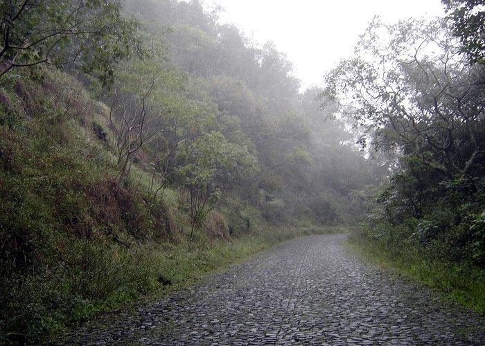 Estrada do Perau, Santa Maria, RS