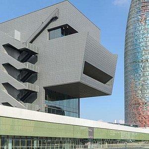новое здание музея