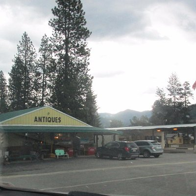 The Place of Antiques in St Regis,Mt