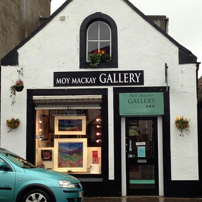 Visit the lower gallery for featured artists exhibitions.