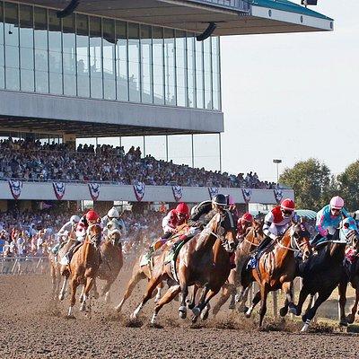 Live Racing April through September
