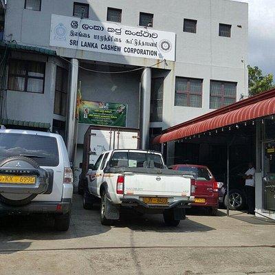 Cashew Sales Centre
