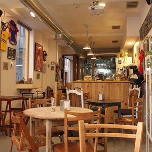 La Ciclería Café