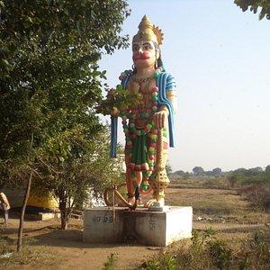 Shri adhi peramandla devasthanam  ,zilla-medak