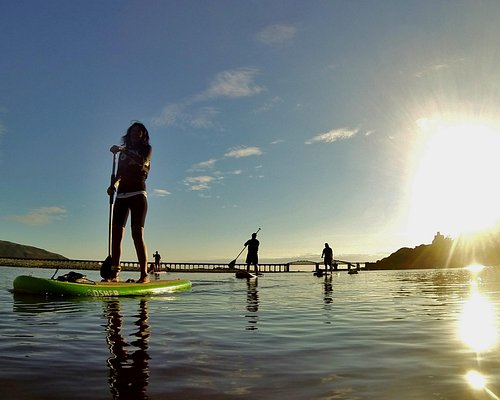 Paddling with Friends