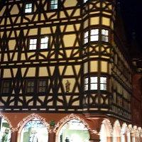 Altes Rathaus zu Fulda  Bei Nacht