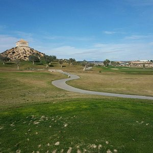 Peraleja golf course