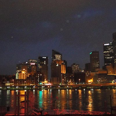 vue sur Pittsburgh downtown