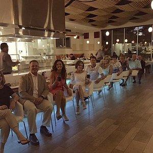 Taste of Naples Tours - Group Photo