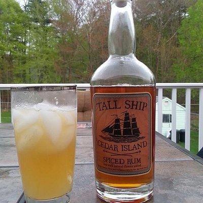 Tall Ship Rum