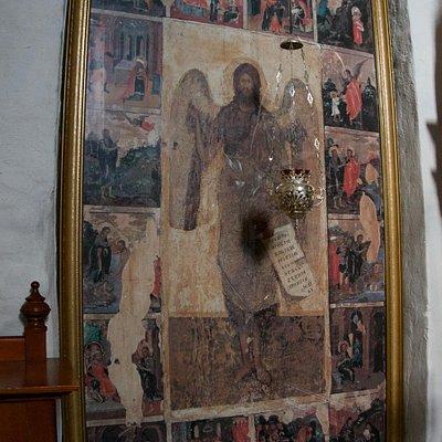 Икона Иоанн Предтеча - Ангел Пустыни