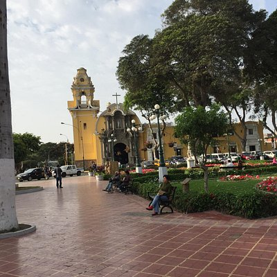 Municipal Park of Barranco
