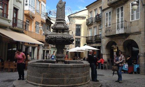 Fuente de la Plaza del Campo