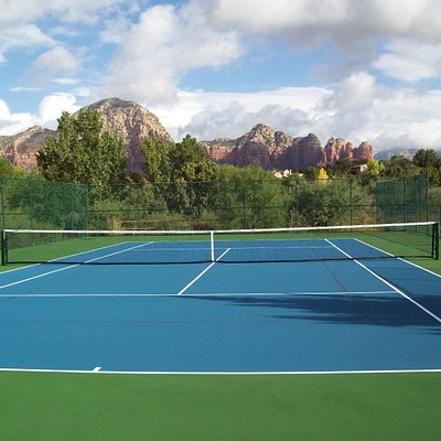 Tennis in Sedona