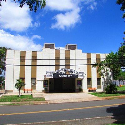Teatro junto ao Diamond Head