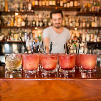 Campari Cocktails
