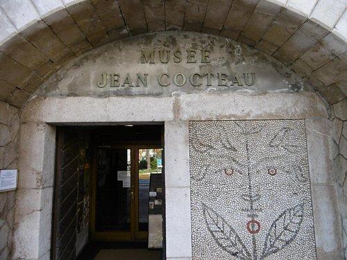entree du musée
