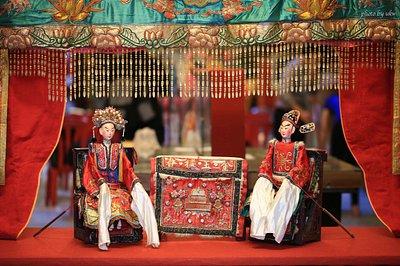 Teochew iron-rod puppet