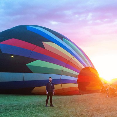hot air balloon ride phoenix arizona