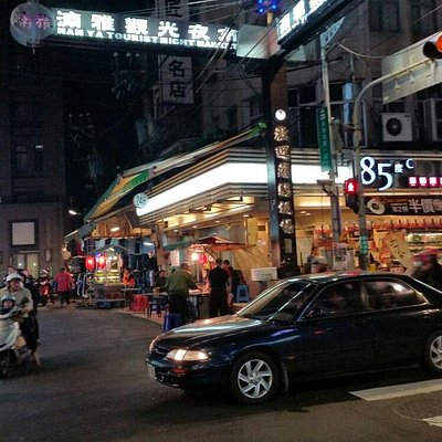 板橋南雅夜市