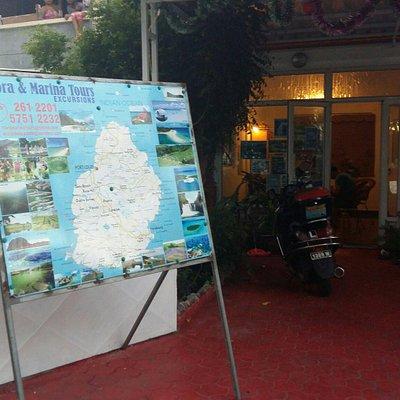 Flora and Marina Tours