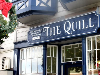 The Quill, Pacific Grove, Ca