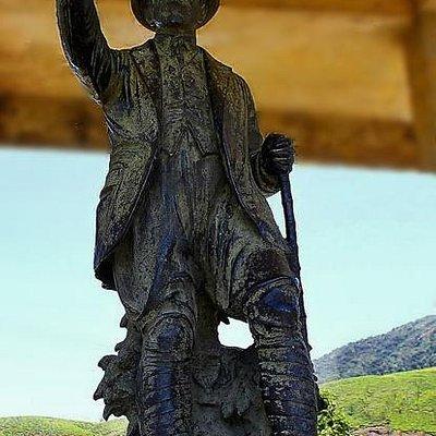 GA Carver Marsh statue
