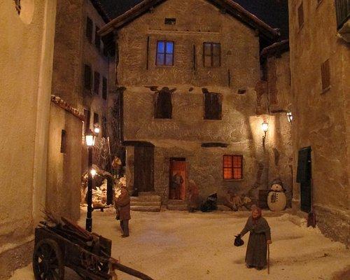 La Casa Gotica (diorama)