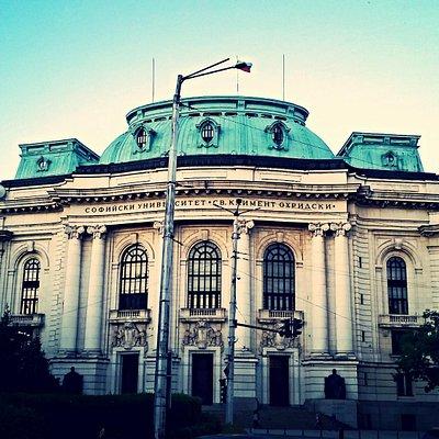 Sofia Üniversitesi Saint Kliment Ohidski