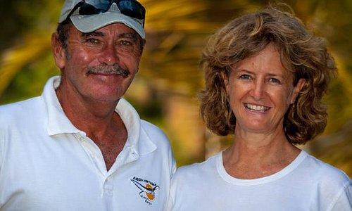 Steve and Helen Curtis establish Aqua Ventures in Watamu in 1990
