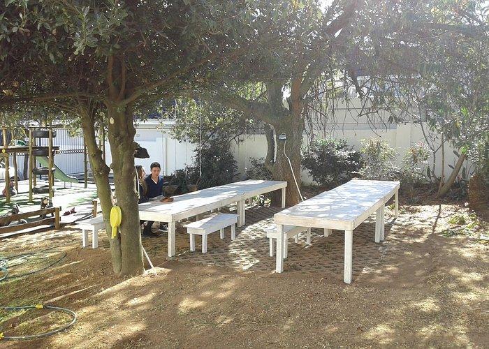 Quad party area