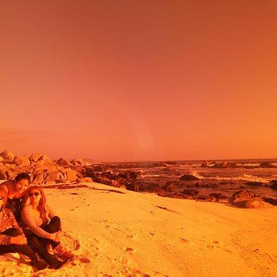 Día de Sol en Playa Blanca...