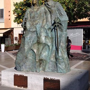 Monument to the Catholic Monarchs
