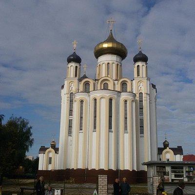 Церковь Пантелеймона Целителя в Лиде