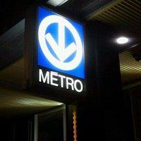 Station de métro Sherbrooke
