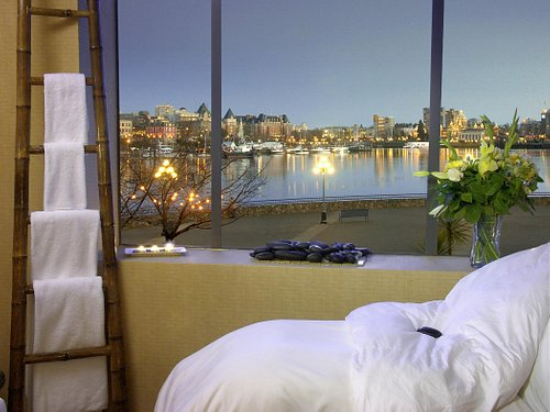 Abandon yourself to the soothing tranquility of our European style spa