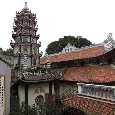 Chua Pho Linh pogoda