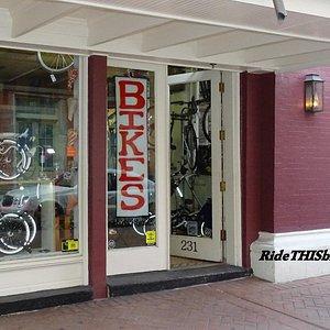 RideTHISbike Storefront