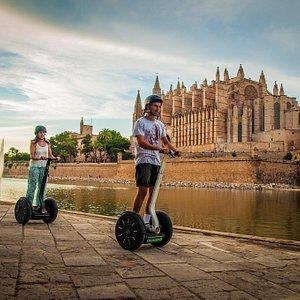 Segway Tours Old City Palma de Mallorca